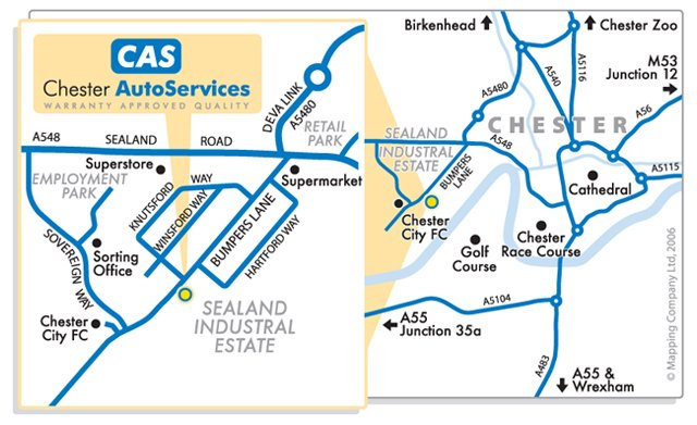Professional Mapping Service, Bespoke Maps For Web Sites